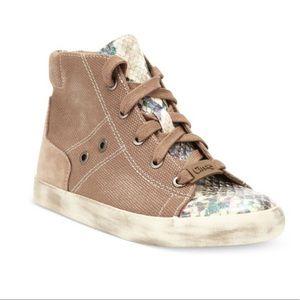 Sam Edelman Circus High Top Sneakers 7